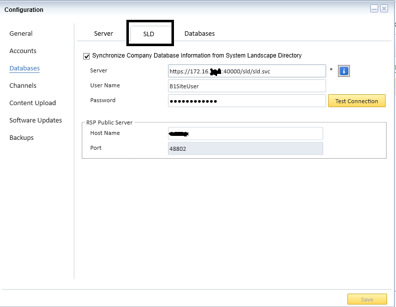 Remote Support Platform for SAP Business One